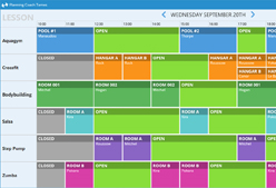 The Scheduler control evolves as well