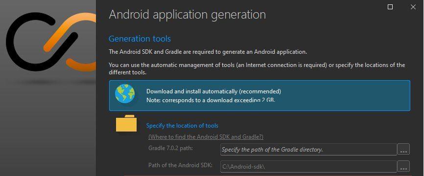 Generation tools